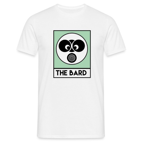 Mint Bard - T-shirt Homme