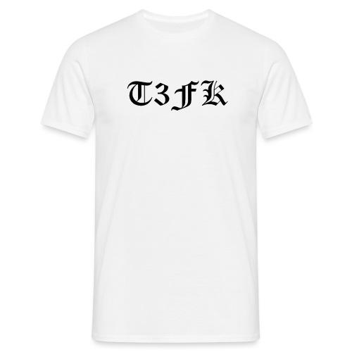 t3fk PNG - Männer T-Shirt