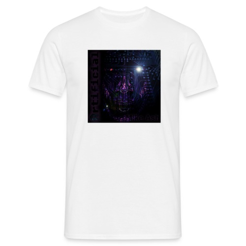 Mike Ash Artifical - Men's T-Shirt