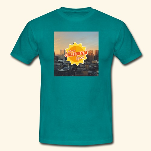 California Spirit City - T-shirt Homme