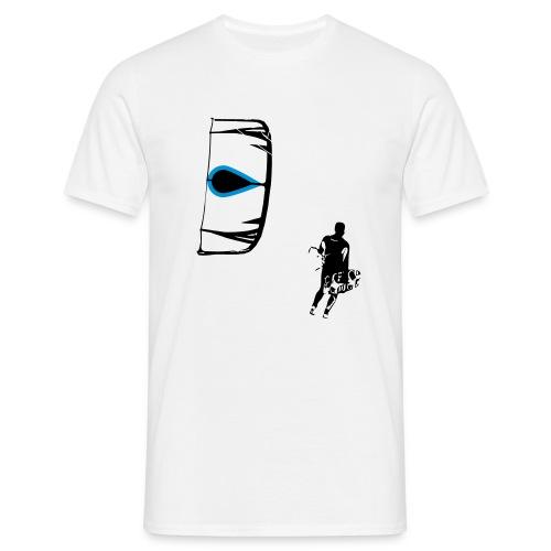 Kiter - Männer T-Shirt