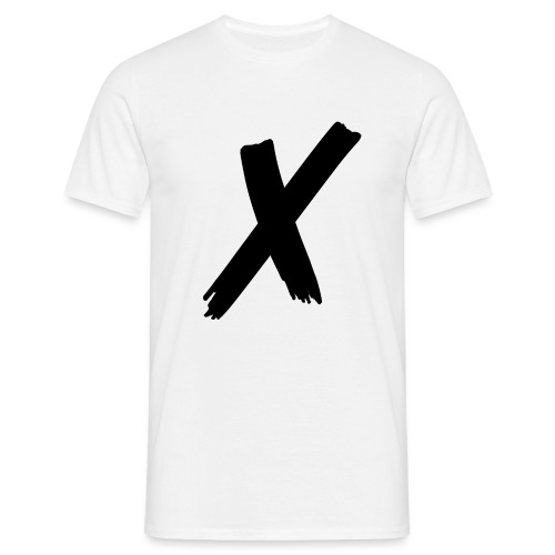 x - T-shirt herr