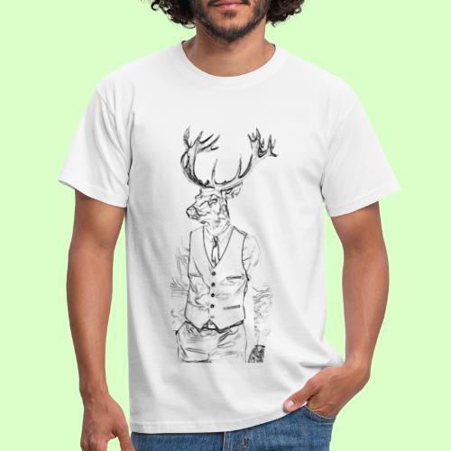 DEER STYLE!! - Camiseta hombre
