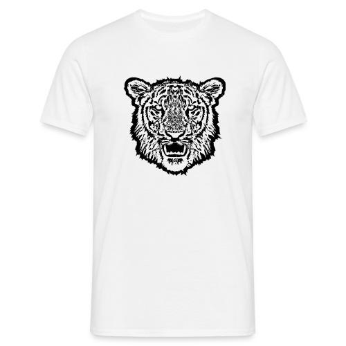 tigre1 - Maglietta da uomo
