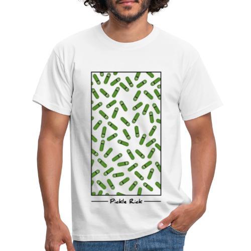 Pickle Rick - Maglietta da uomo