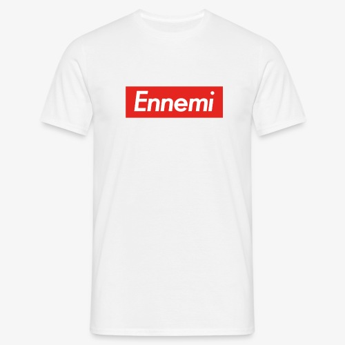 Ennemi - RedOnWh - T-shirt Homme