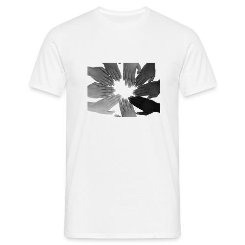 Ein Zeichen setzen - Männer T-Shirt
