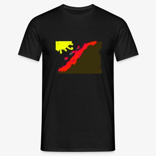 flowers - Herre-T-shirt