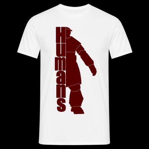 tf2a Humans png - Men's T-Shirt