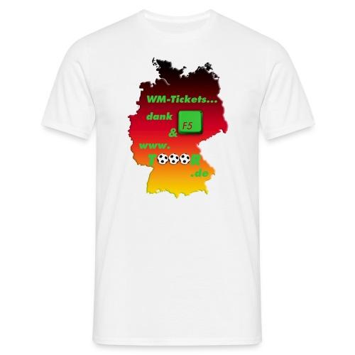 tooor3 - Männer T-Shirt