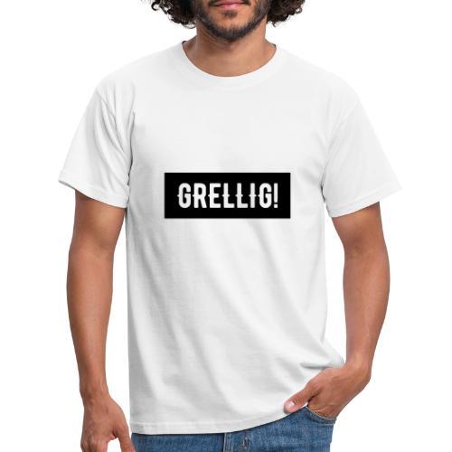 grellig - T-shirt Homme