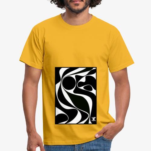 Kugel - Männer T-Shirt