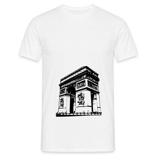 Arc de Triomphe - Paris - T-shirt Homme