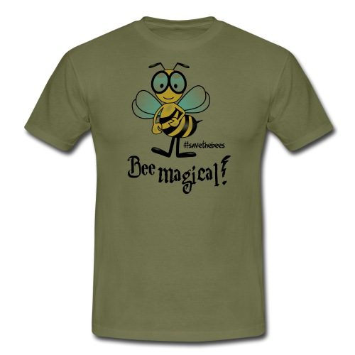 Bees10 - bees are magical | save the bees - Men's T-Shirt
