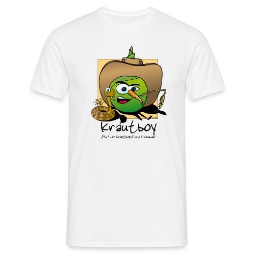 Krautboy - Männer T-Shirt