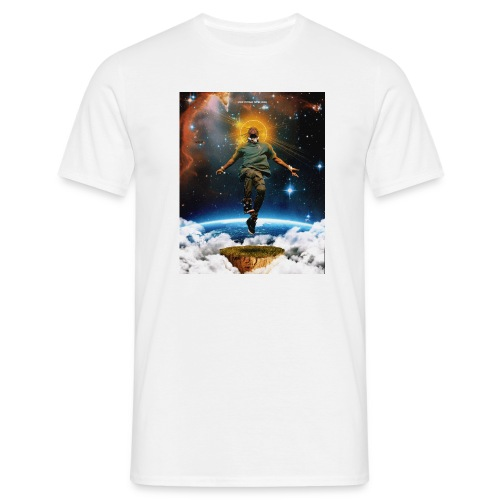 STOP TRYING TO BE GOD - Maglietta da uomo