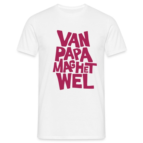 vanpapa - Mannen T-shirt
