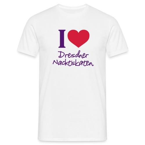 ilovedns - Männer T-Shirt
