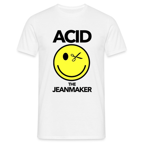ACID T - Mannen T-shirt