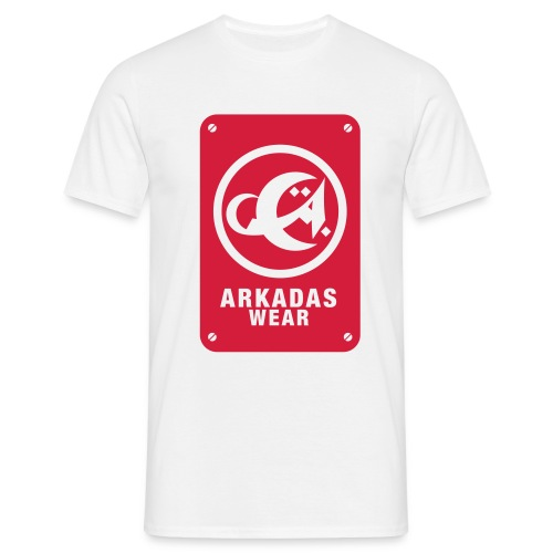 arkadas wear - Männer T-Shirt