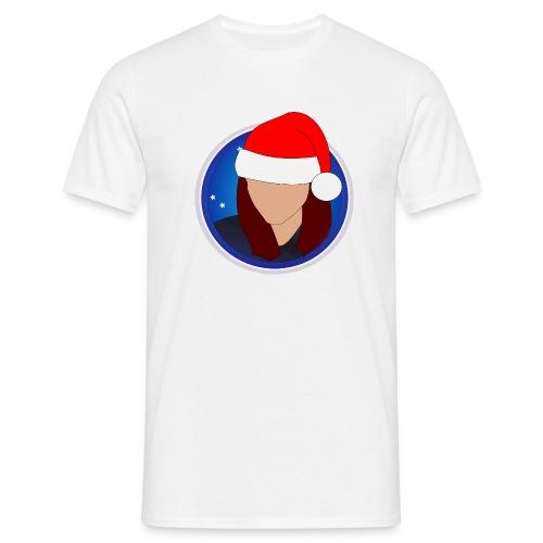 discoxmas - Men's T-Shirt