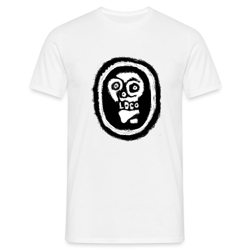 Poco Loco..its got a ring to it - Men's T-Shirt