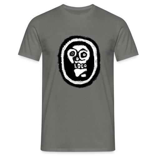 Poco Loco..its got a ring to it - Men's T-Shirt