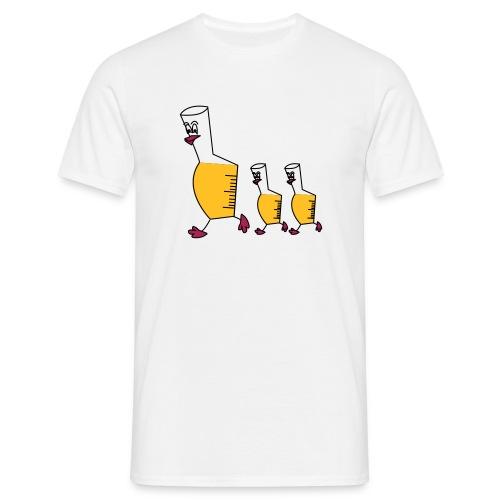 entchen - Männer T-Shirt