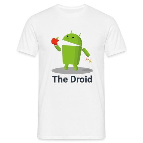 The Droid Spille - Maglietta da uomo