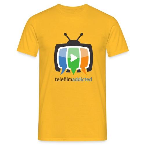 Telefilm Addicted Logo - Maglietta da uomo
