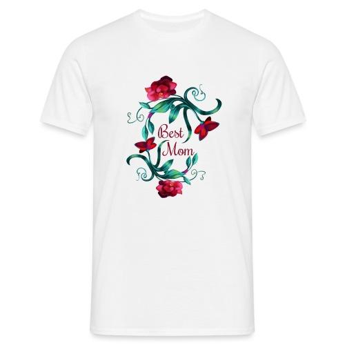 Best Mom - Männer T-Shirt