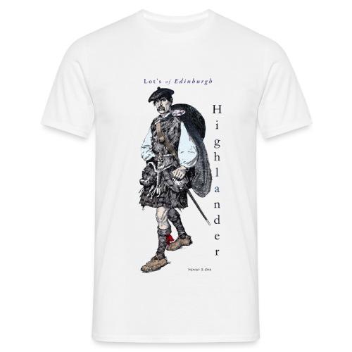 highlander 1 - Men's T-Shirt