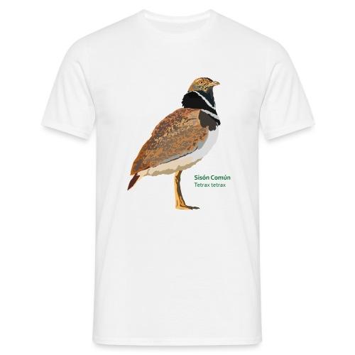 Sison-Comun - Männer T-Shirt