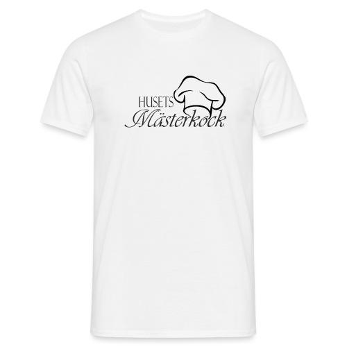Mästerkock - Herre-T-shirt