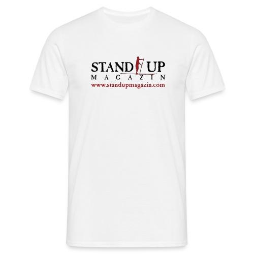 Stand Up Magazin T Shirt - Männer T-Shirt