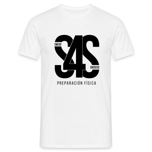 Logo Iniciales Sweat4Success - Camiseta hombre