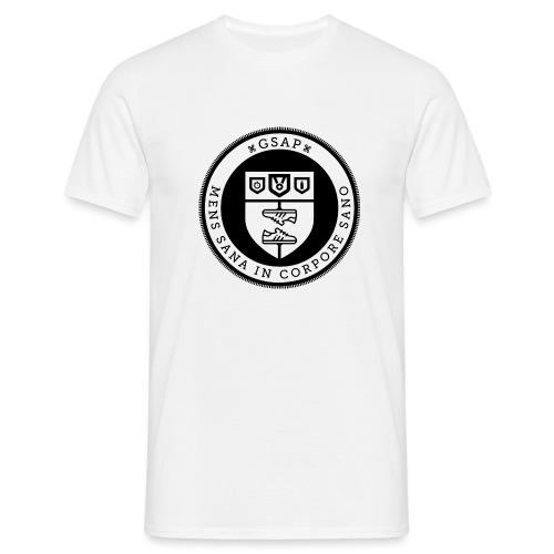 Gruppo di Supporto Atleti Pigri - Maglietta da uomo