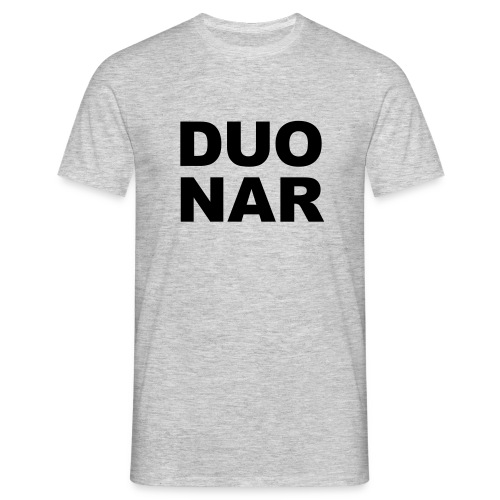 DUONAR - Mannen T-shirt