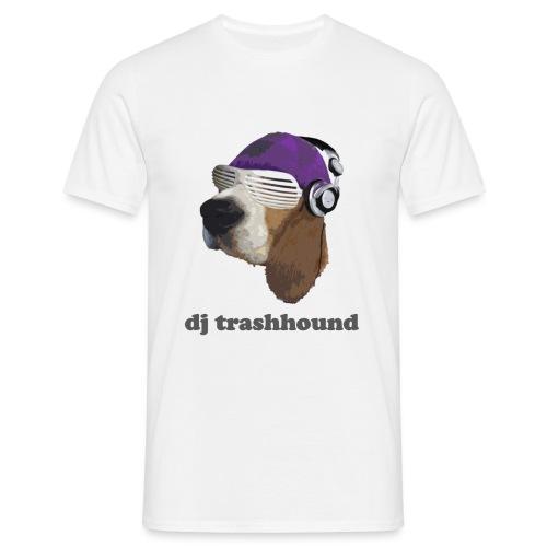 coop dog head png - Men's T-Shirt