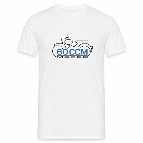Moped Star 60 ccm Emblem - Men's T-Shirt