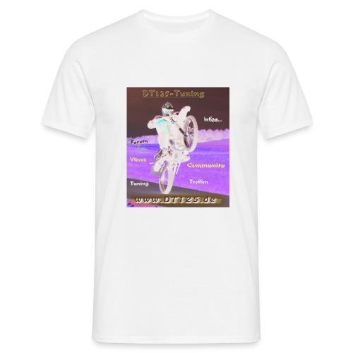 dtwheelie - Männer T-Shirt