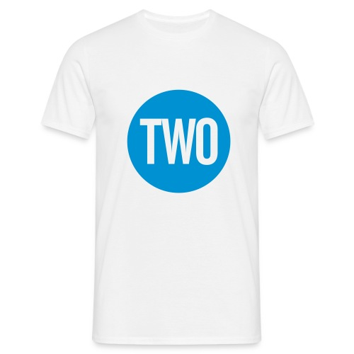 Two Style - Men's T-Shirt