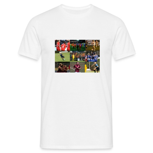 min resa - babybody - T-shirt herr