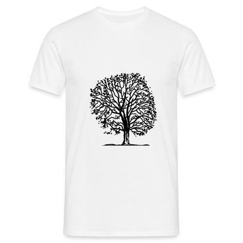 nussbaum png - Männer T-Shirt