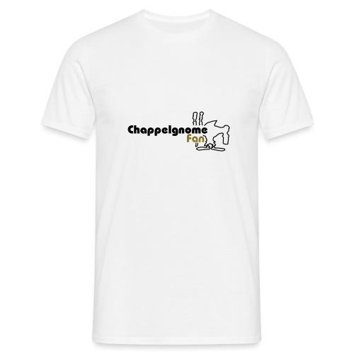 chappelgnome fan logo - Männer T-Shirt