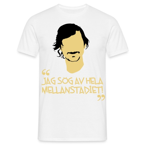 m - T-shirt herr