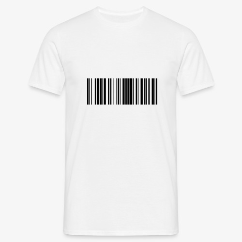 Unique-Barcode - Men's T-Shirt