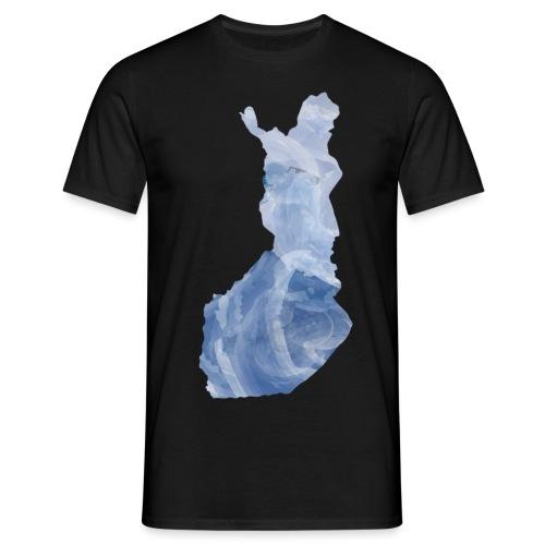 Suomi Finland - Miesten t-paita