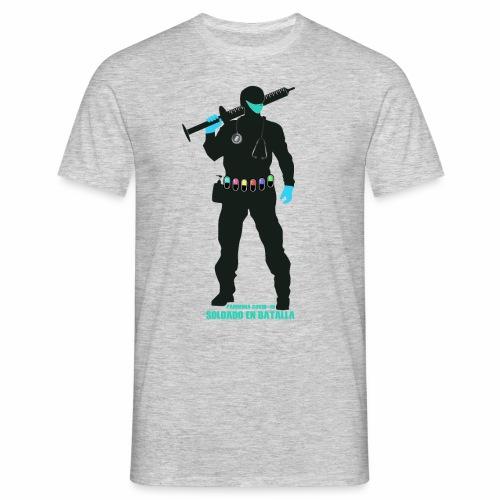 Nuestros Heroes - Camiseta hombre