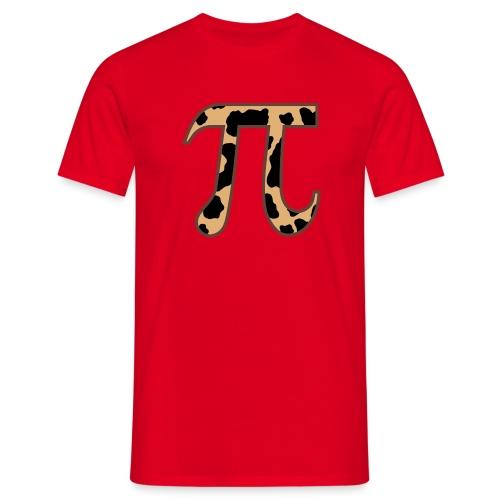 yellowibis newcowpi vec - Men's T-Shirt